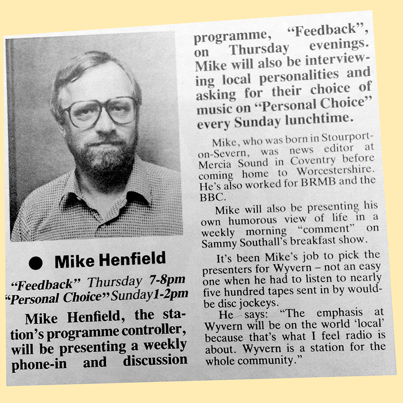 mike-henfield-pre-on-air-wyvern