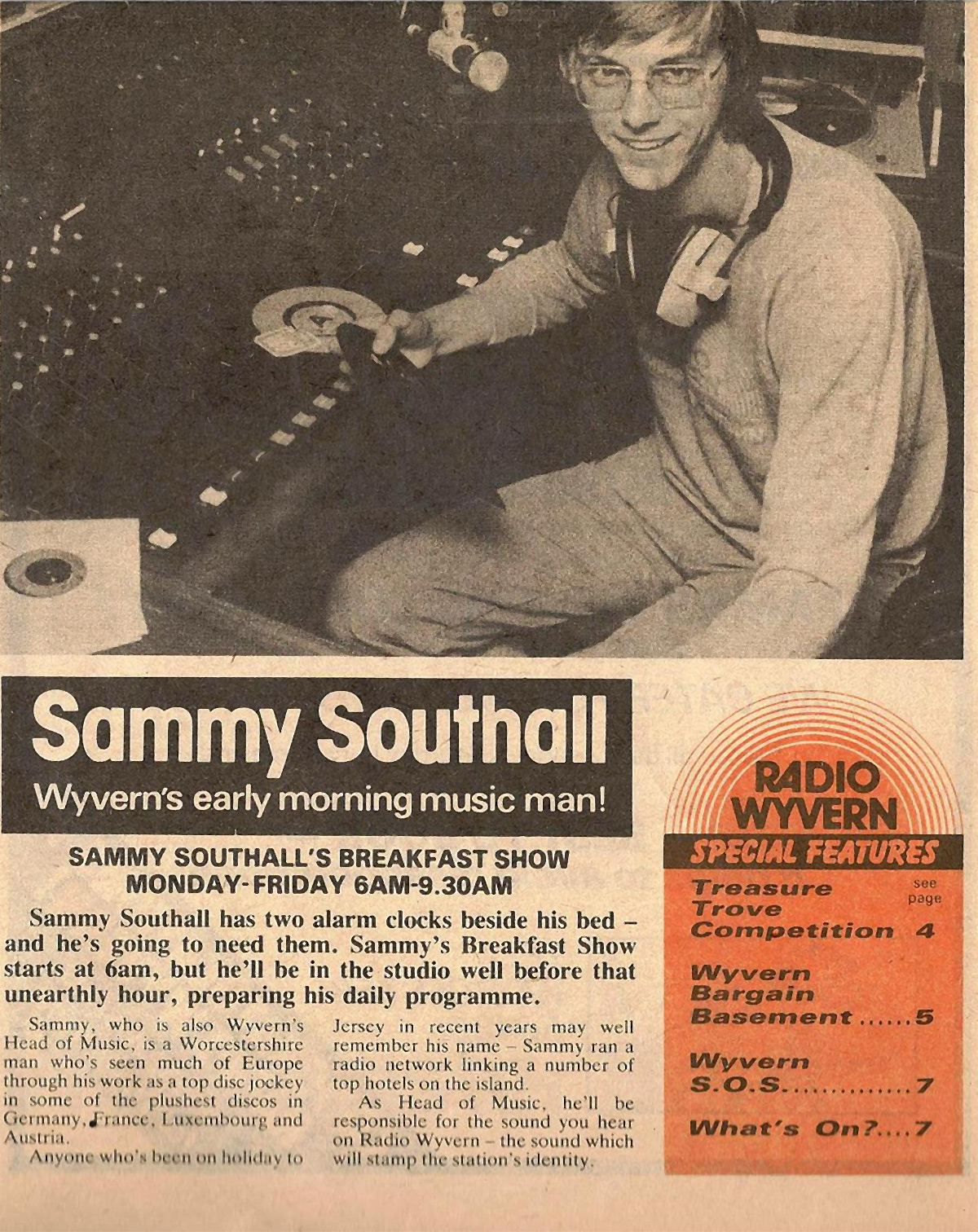 sammy-southall-radio-wyvern-launch-paper