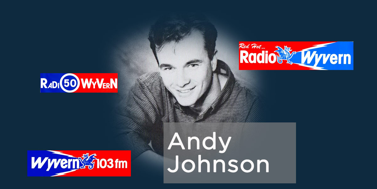 andy-johnson Radio Wyvern